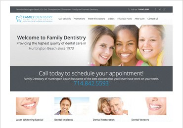 Family Dentistry HB