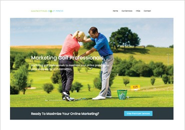 Marketing Golf Pros