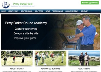 Perry Parker Golf