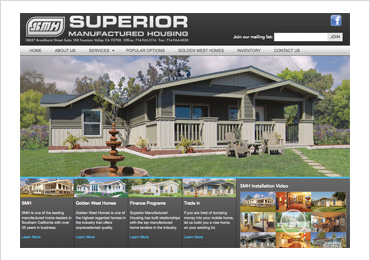 Superior Manufacturing Housing